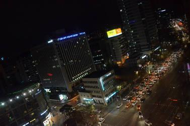 Nightlife in Seoul