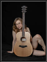 Spanish Guitar by spitting-to-windward