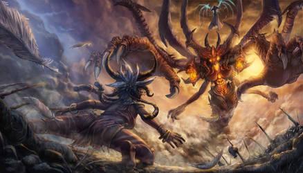 Diablo 3 witch doctor confrontation