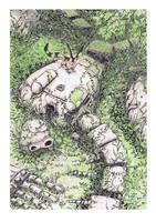 TETO and the forgotten machine (remastered)