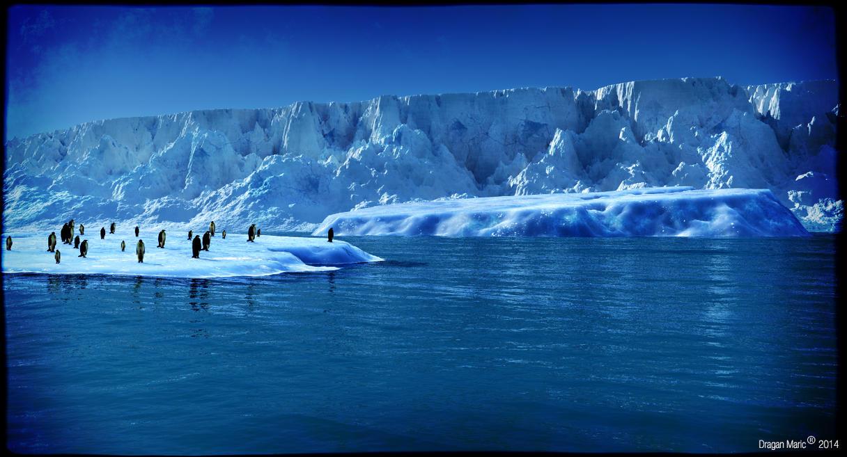 Antartica Vue by dragan45