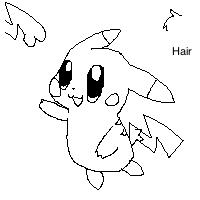 Pikachu Base by Rupert-Kaseki