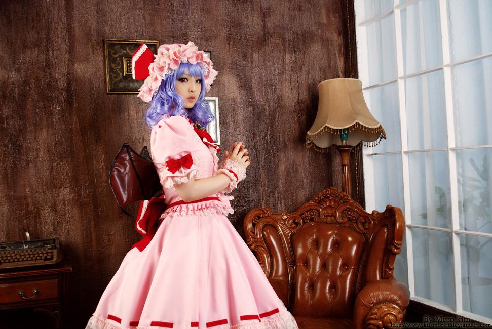 Touhou Project - Remilia Scarlet by Ku-MoRaN