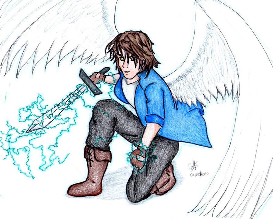 Angel by cak04