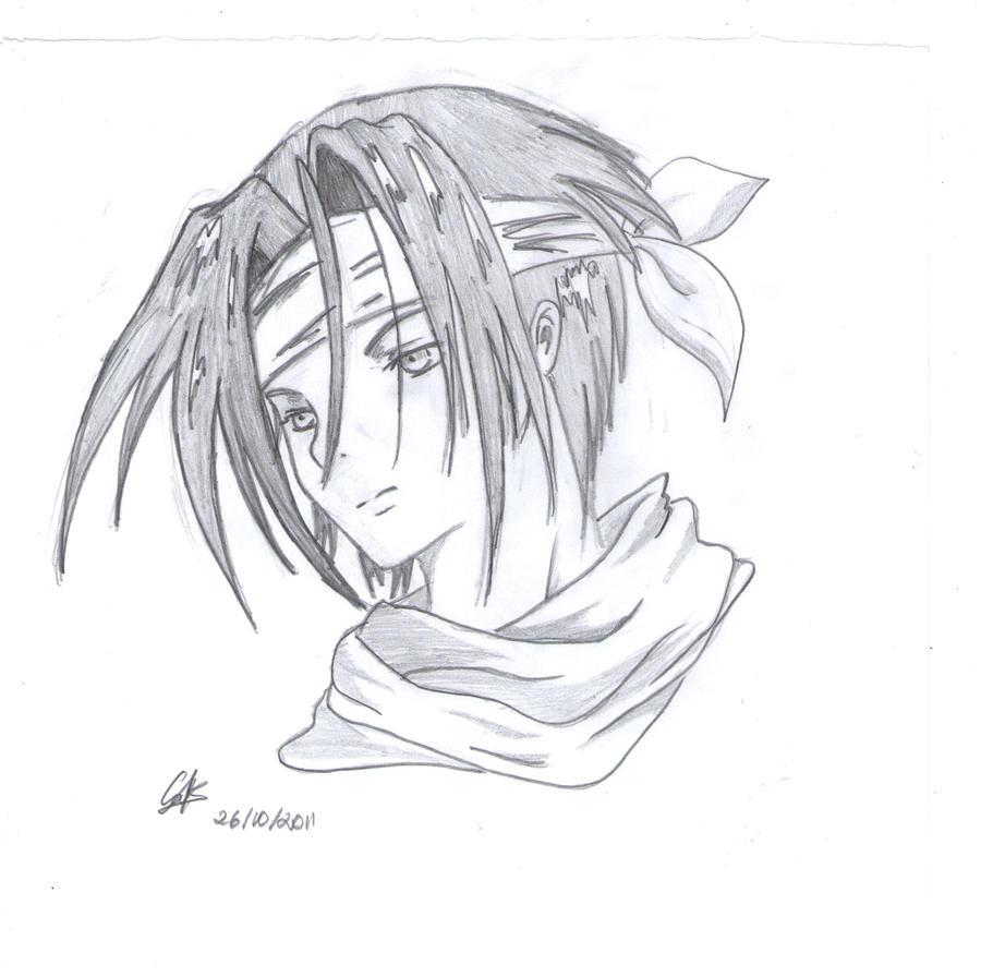 Anime Guy by cak04
