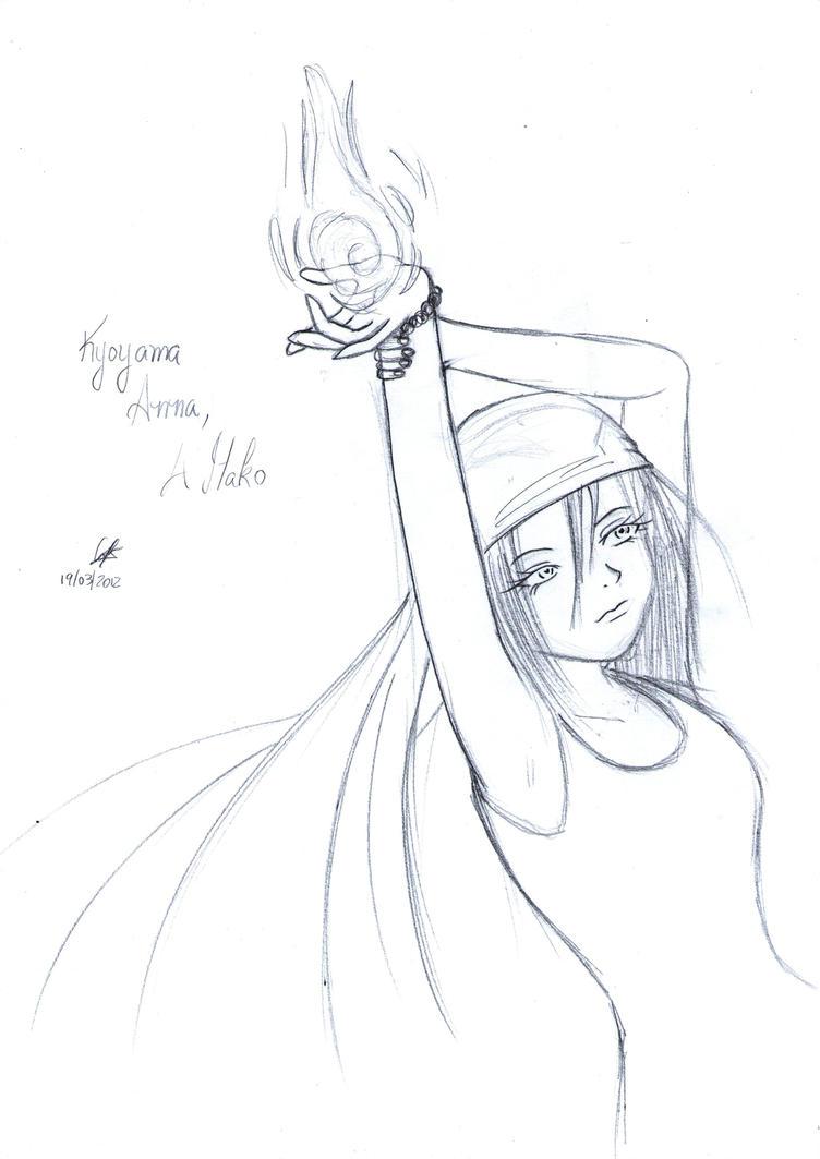 Kyoyama Anna 2 by cak04