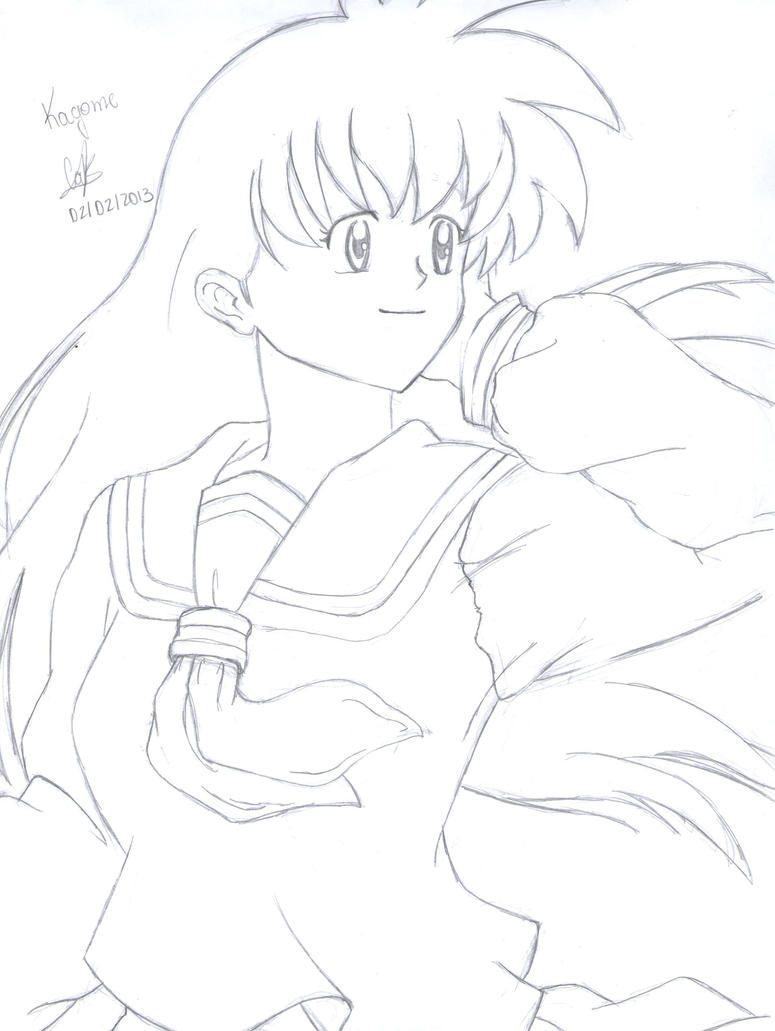 Kagome by cak04