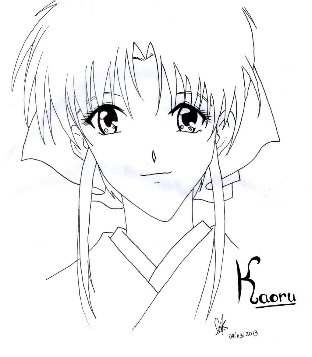 Kaoru by cak04