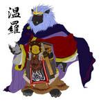 evil king - lion