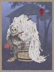 KYO-KOTSU by abarewanko