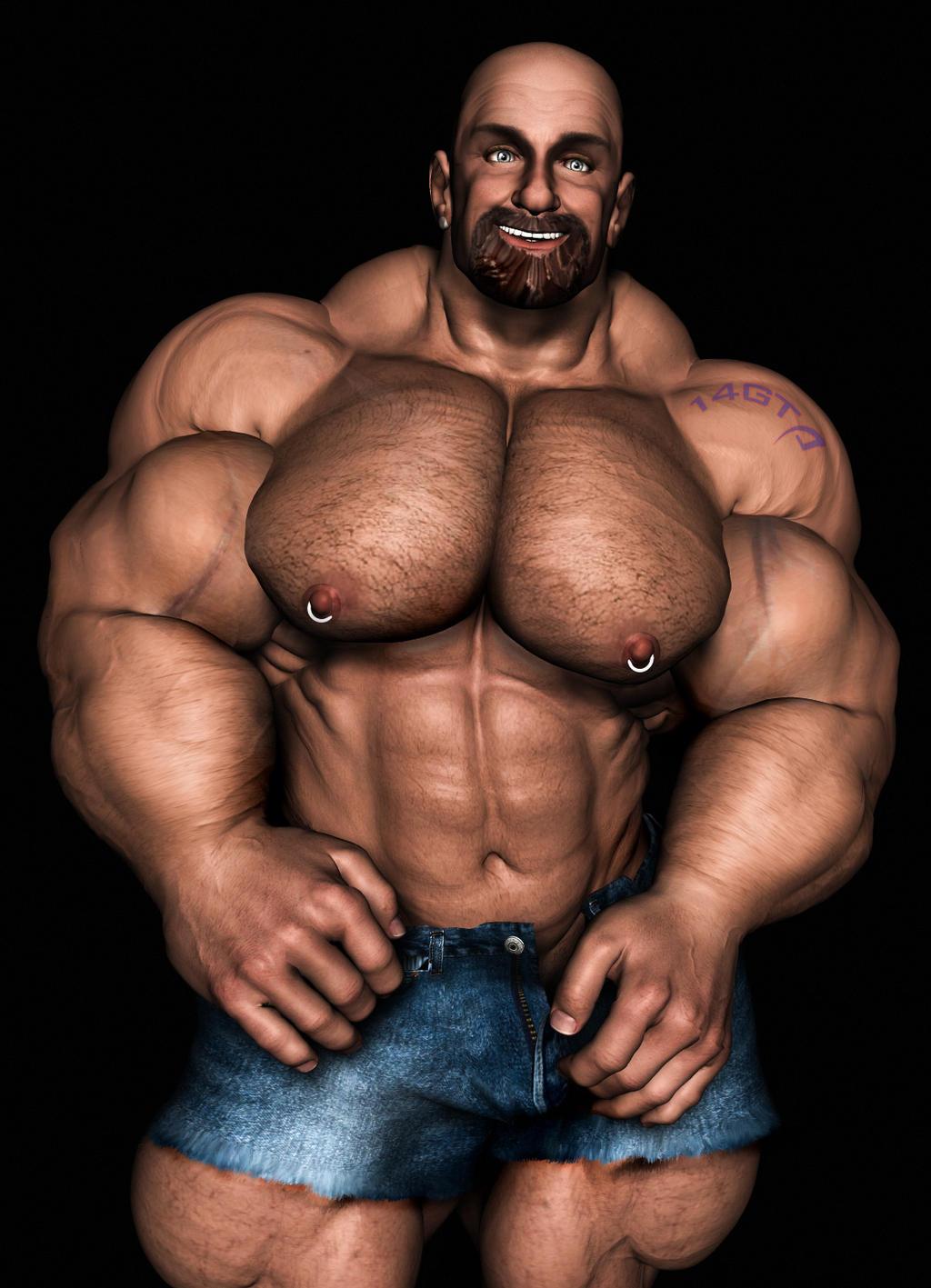 Big guns gay porn