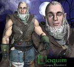 Eloquim's Quest by GreysonFurrington