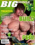BIG MUSCLE MARCH EDITION by GreysonFurrington