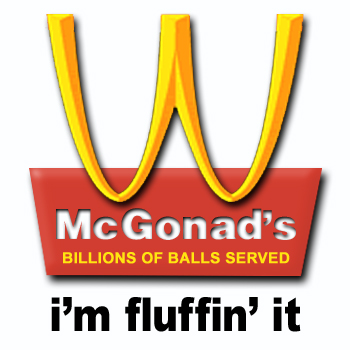 McGonad's by MikeySquirrel