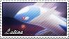 Latios Stamp -3- by Galahawk