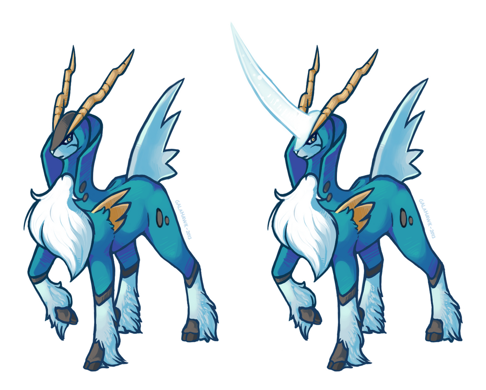 Pokemon Cobalion Drawing Images | Pokemon Images