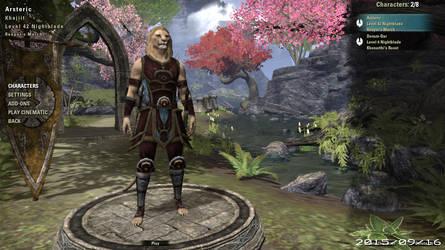 Elder Scrolls Online: Arsteric
