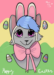 Happy Easter by MuiiTheCat