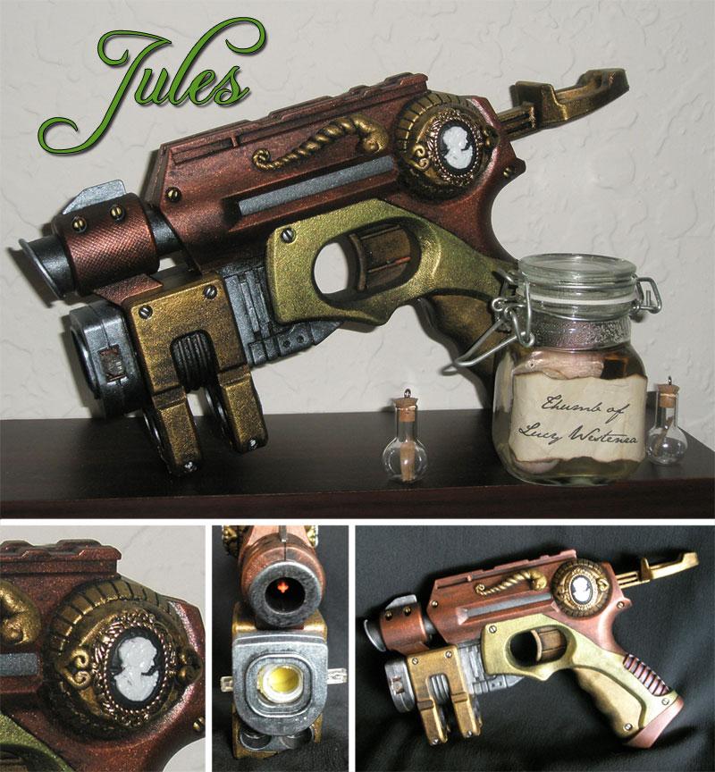 Jules - Nerf Gun Mod by bdunn1342 ...