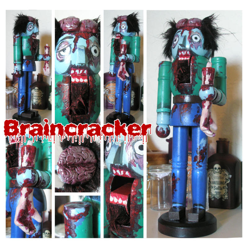Zombie Nutcracker by bdunn1342