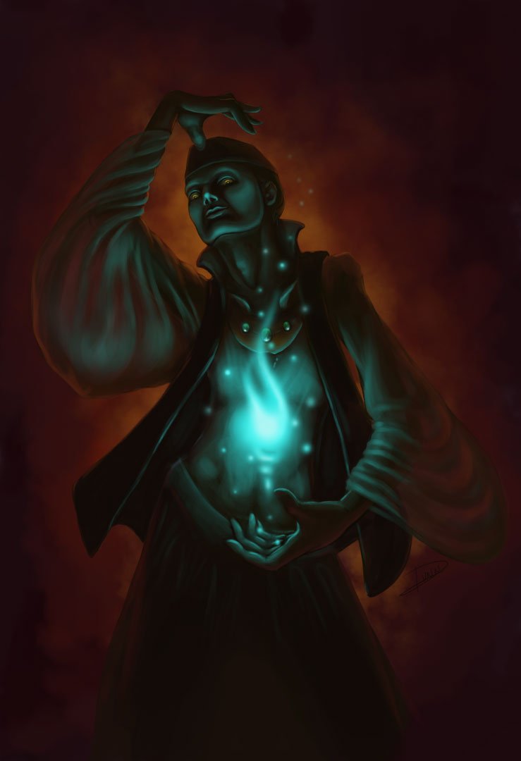Magic Illuminations by bdunn1342