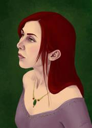 Rowan Portrait