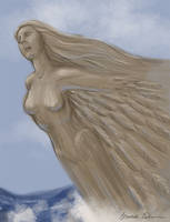 Siren's Call - figurehead by bdunn1342