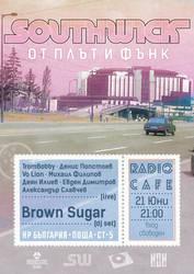 Southwick @ Radio Cafe poster
