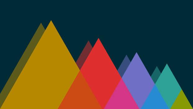 Solarized-Mountains