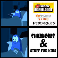 Bloo Likes Childhoods, But Not For Non-Childhoods!