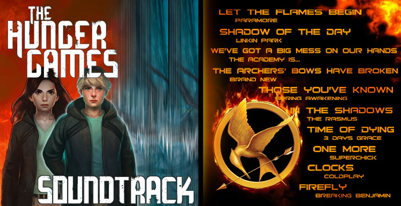 The Hunger Games Soundtrack by DEFYxxNORMALITY