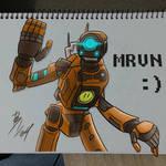 Titanfall 2 - Marvin