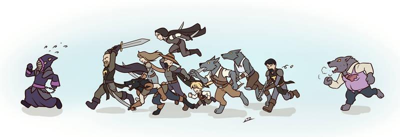 The Amon Rush