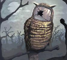 Owl by Valtsu