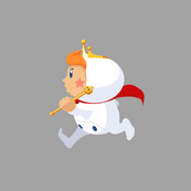 Main Character animation by Valtsu