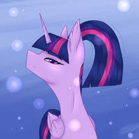 Twilight With Ponytail