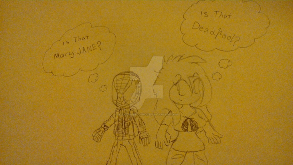 How Spider Man Meets ToxicSoul77 by Blakethehedgehog20