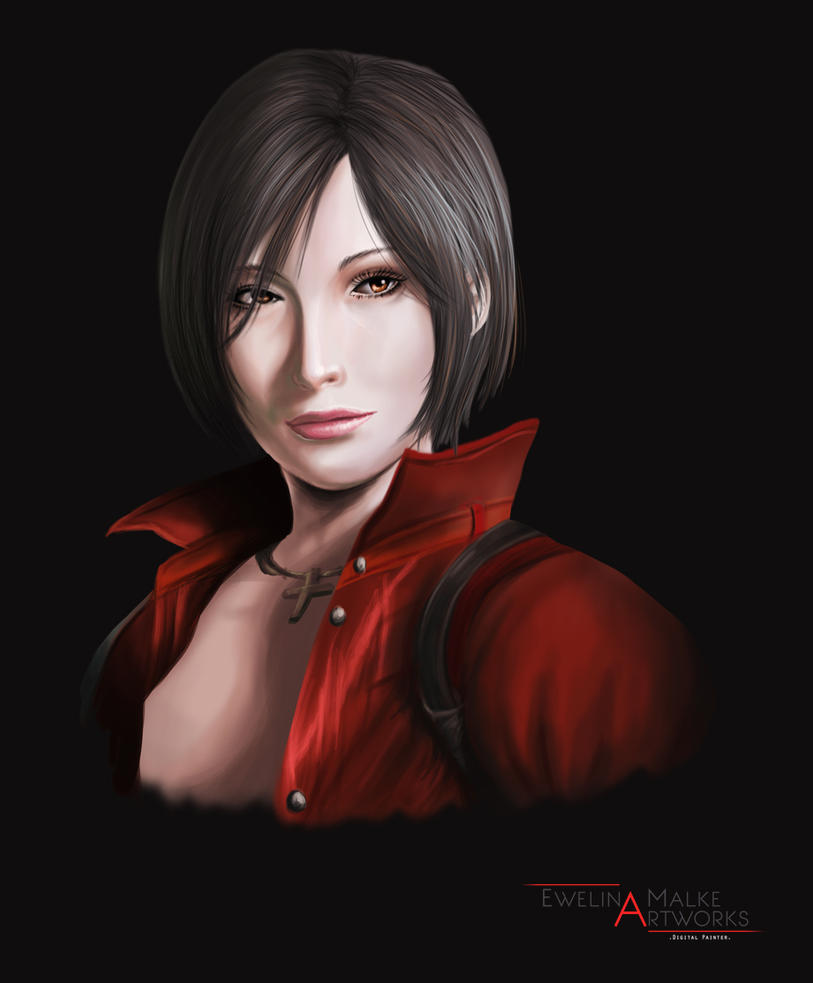 ada wong coloring pages - photo#23