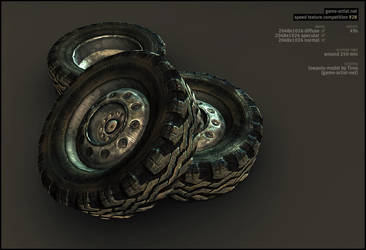 STC 28 - Tire by xell