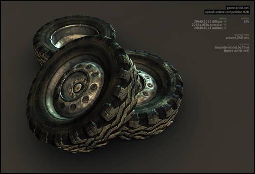 STC 28 - Tire