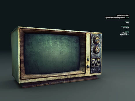 STC 30 - Old TV
