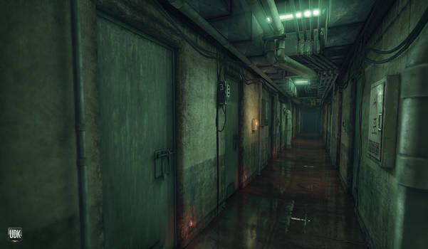 Oldboy Corridor
