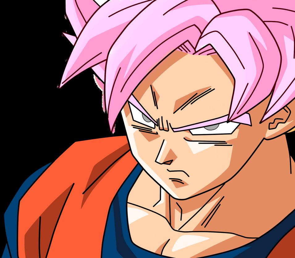 Goku Super Saiyan Rose by SnapBackKid23