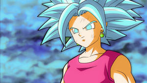 Kefla Super Saiyan Blue