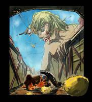 Attack on Titan: Sasha by Tiearius