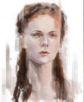 Sansa by Tiearius