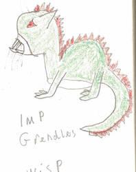 Imp Grendel by KC11