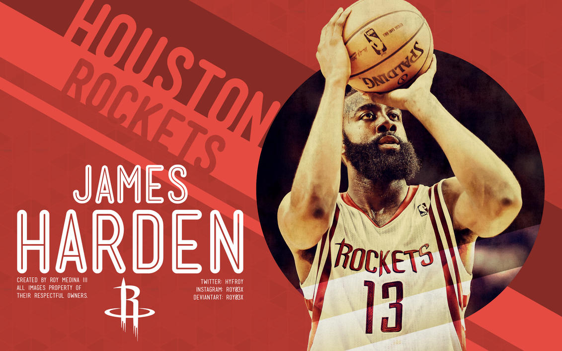 James Harden by Roy03x