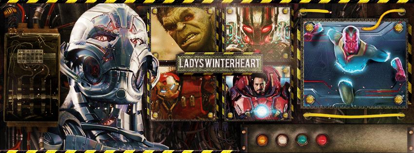 Capa Ladys Winterheart