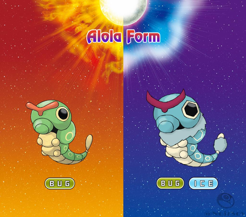 Mega Caterpie Pokemon Images